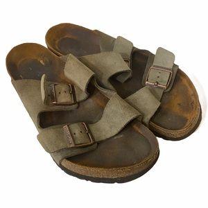 Birkenstock Arizona Mens 10 Sandals
